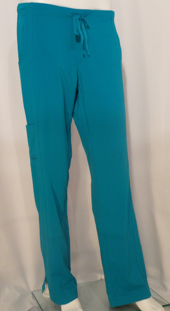 Dansko Gina Teal Tall Stretch Woven Scrubs N Such