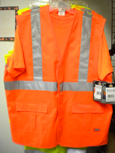 High Visibility Utility Vest – Scrubs 'n Such
