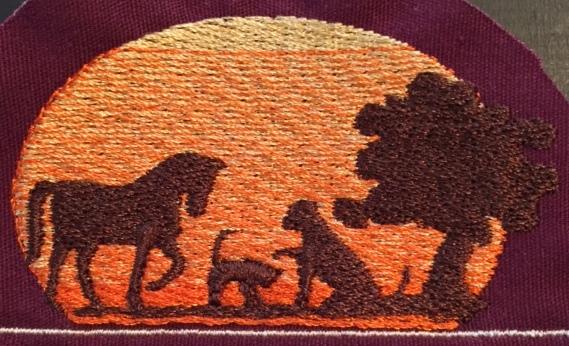z3. Embroidery - Logo