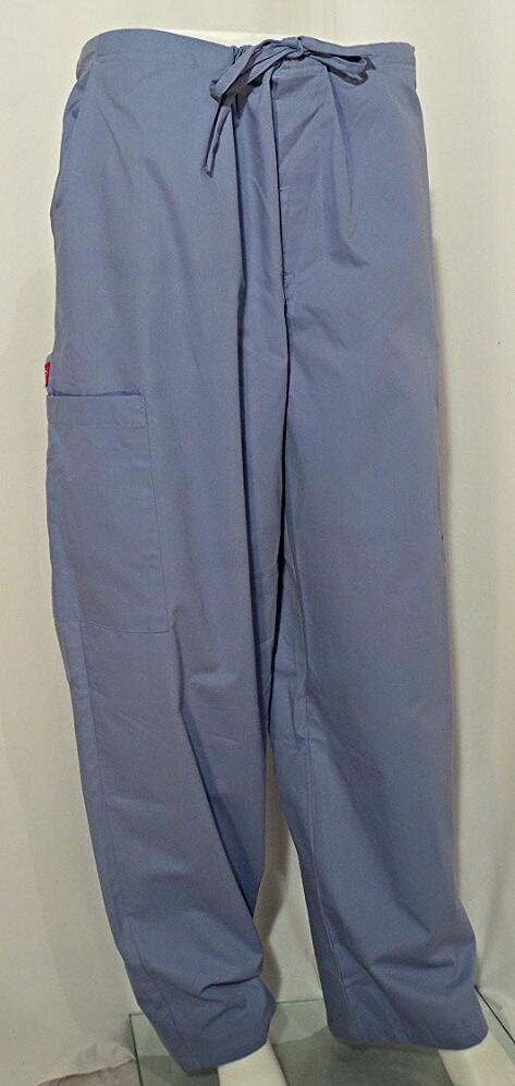 Dickies Ceil Blue Drawstring Pant Scrubs N Such