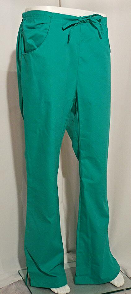 Dickies Green Flare Leg Pant Scrubs N Such